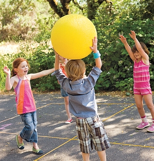 Linksmi žaidimai vaikams